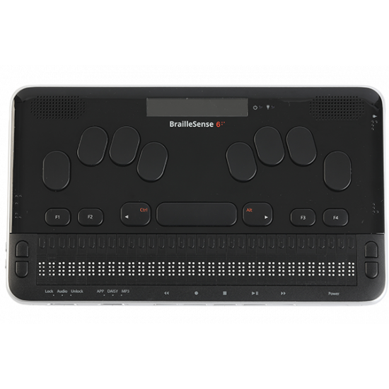 BrailleSense 6 - COMING SOON!